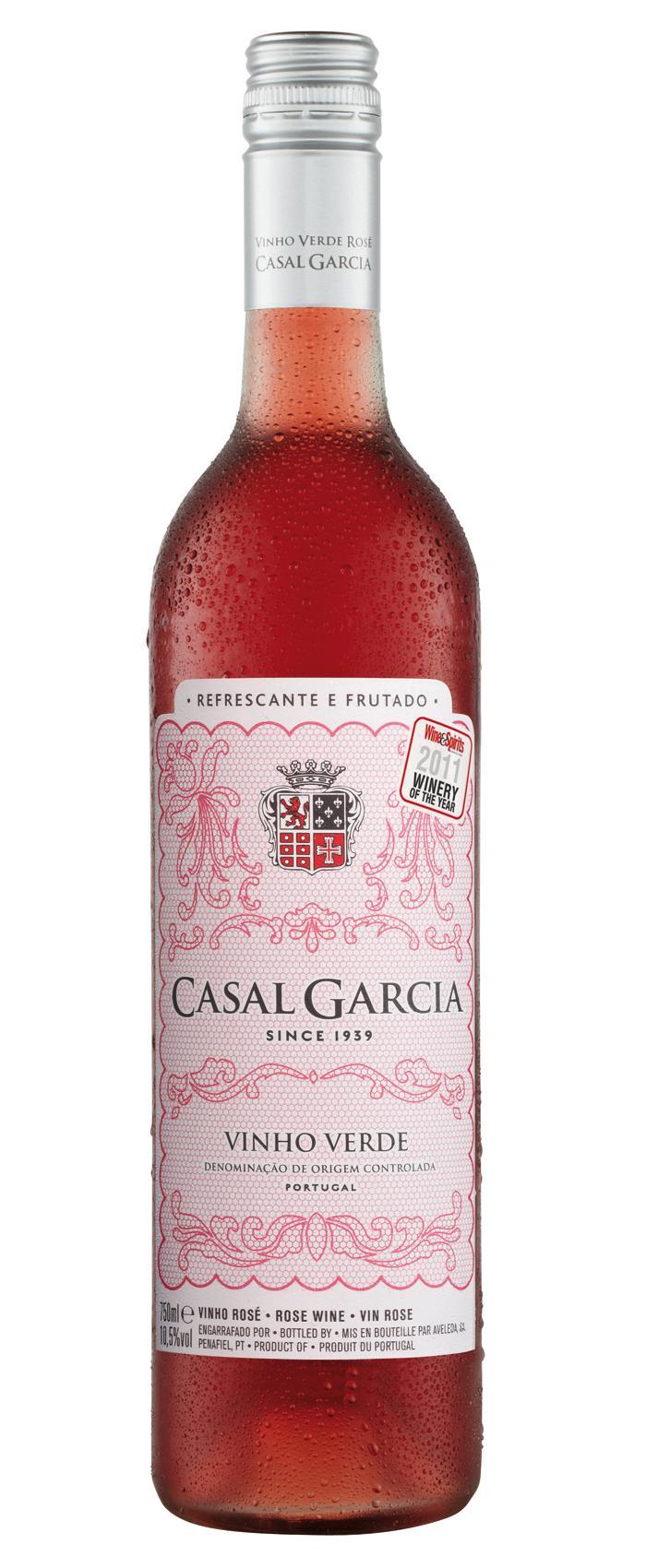 Casal Garcia Rosado Vinho Verde Quinta de Aveleda halbtrocken