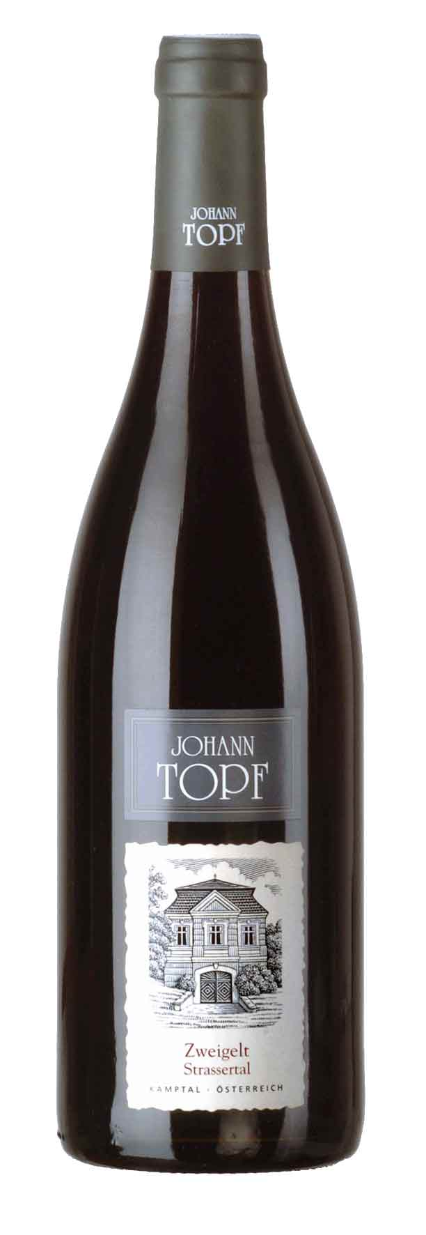 Zweigelt Strassertal Johann Topf  2013