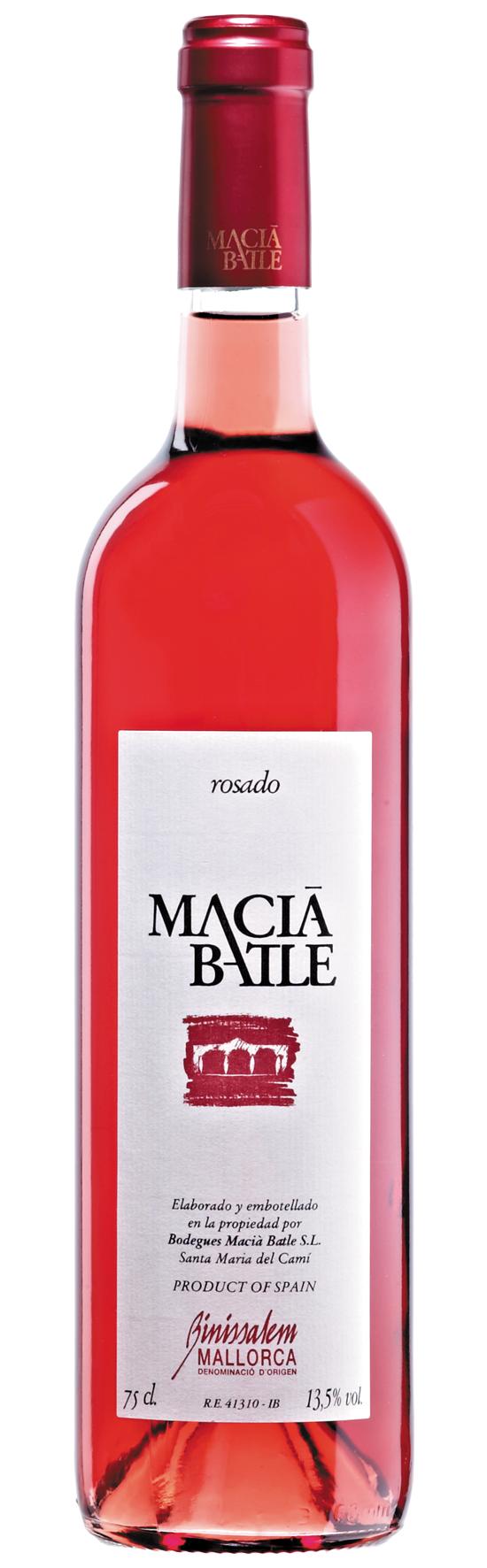 2016 Macia Batle Rosado Mallorca Vi de la Terra