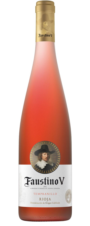 2016 Faustino V Rosado , Rioja D.O.