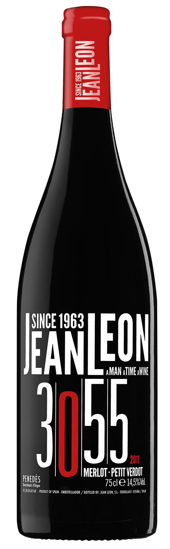 "2015 Jean Leon ""3055"" Merlot-Petit Verdot"