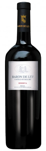 Baron De Ley Rioja Castillo De Imas Reserva