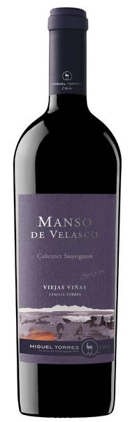 2012 Manso de Velasco Cabernet Sauvignon Santa Digna Torres