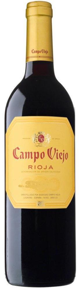Campo Viejo Tempranillo Rioja C.V.C.