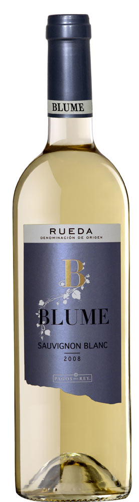 Blume Sauvignon Blanc Bodegas Pagos del Rey 2016