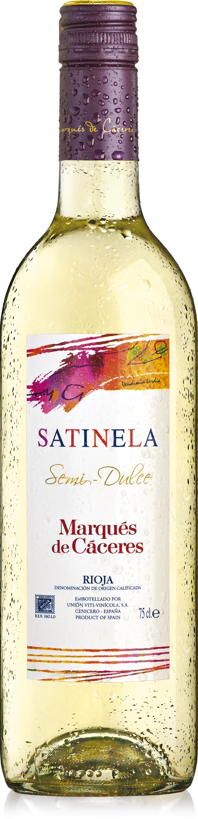 2016 Marques de Caceres Satinela Blanco halbtrocken Rioja D.O.