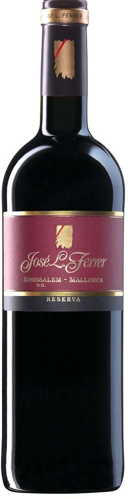 2012 Jose Ferrer Reserva D.O. Mallorca - D.O.Binissalem