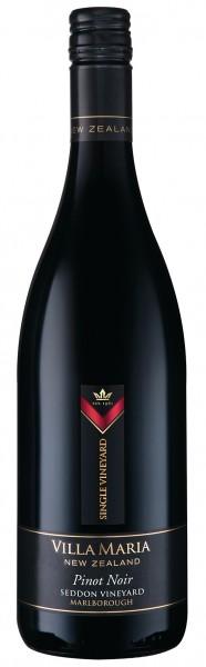 Villa Maria Seddon Vineyard Pinot Noir Villa Maria Neuseeland Marlborough
