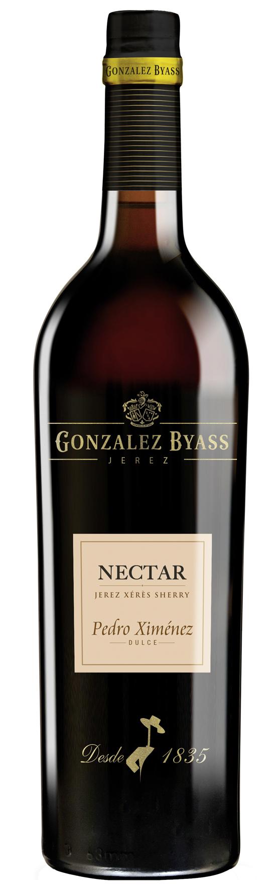 Nectar Pedro Ximenez Sherry GONZALEZ BYASS
