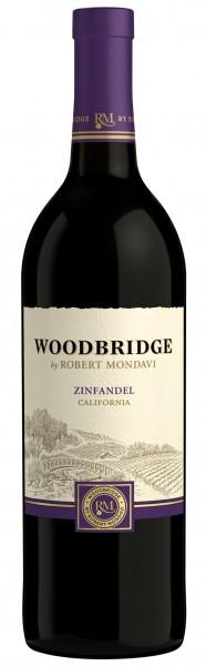 Robert Mondavi Woodbridge Zinfandel Kalifornien