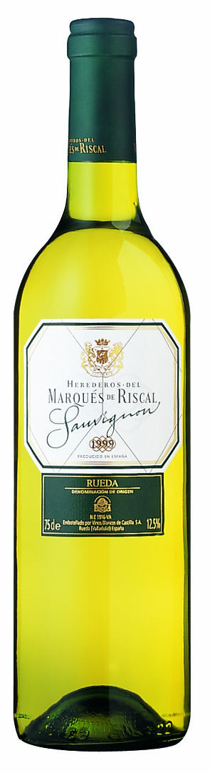 2016 Marques de Riscal Sauvignon Rueda Do