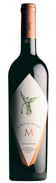 Montes Alpha M Santa Cruz, Apalta Single Vineyards Chile