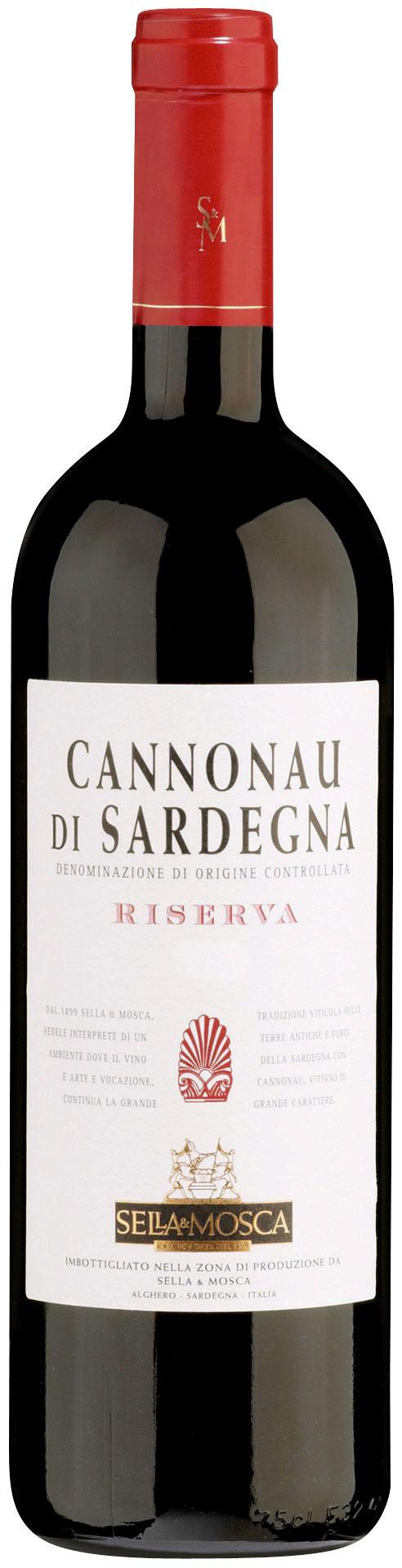 2013 Cannonau di Sardegna DOC, Riserva Sella & Mosca