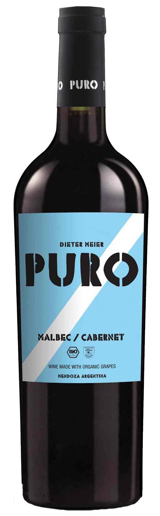 2016 DIETER MEIER Puro Malbec Cabernet