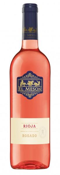 El Meson Rosado Bodegas El Meson DOCa Rioja