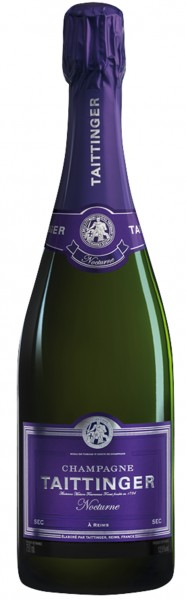 Taittinger Nocturne Champagne (Sec)