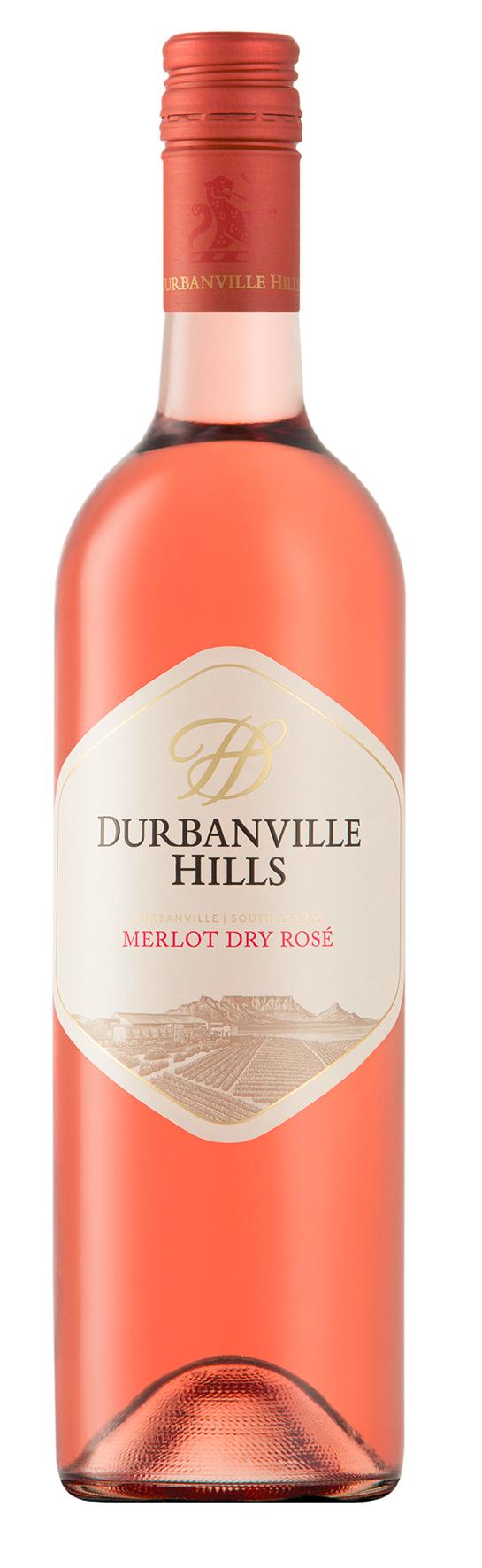 2016 Durbanville Hills Merlot Rose