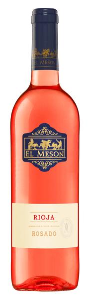 2016 El Meson Rosado Bodegas El Meson DOCa Rioja
