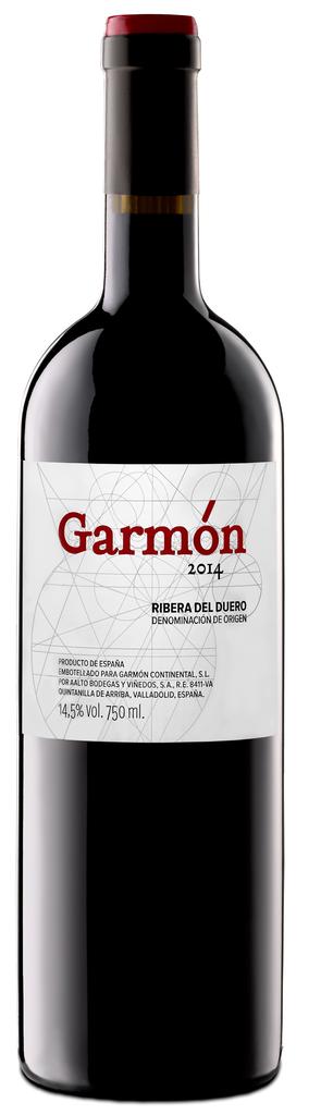 Garmon 2014 Bodega Garmon Continental ( Maurodos ) D.O. Ribera del Duero