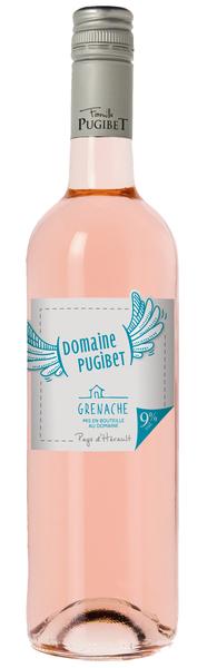 2016 Pugibet Rosé Grenache IGP Pays de l'Herault
