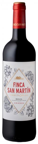 Torre De Oña Finca San Martin Rioja Crianza