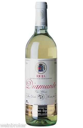 2015 Diamante Blanco Francos Espanolas halbtrocken Rioja