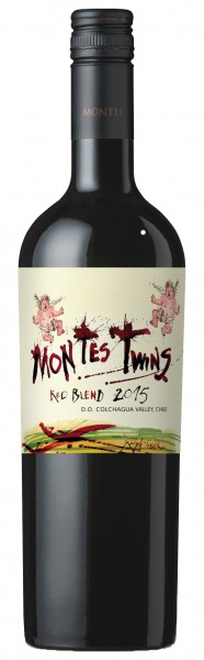 Montes Twins Red Malbec Cabernet Sauvignon Chile