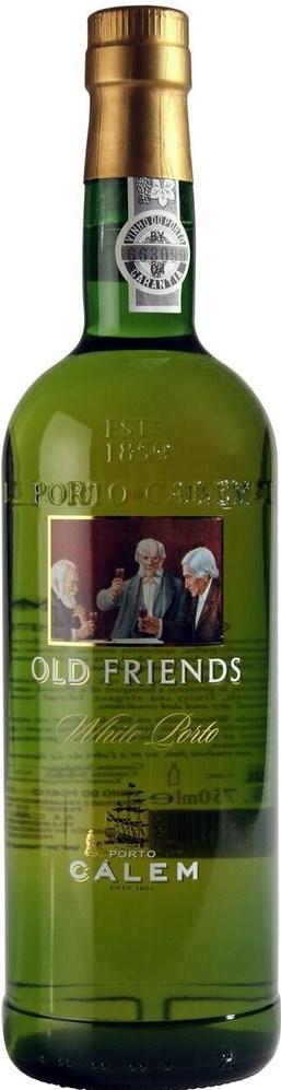 Portwein CALEM Old Friends White 19,5 % vol. lieblich