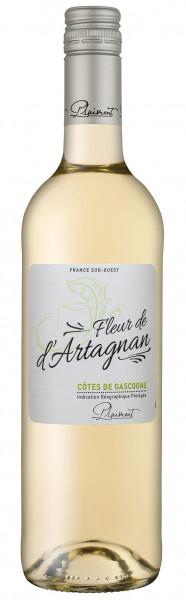 Plaimont Fleur de d´Artagnan Blanc Vin de Pays des Côtes de Gascogne