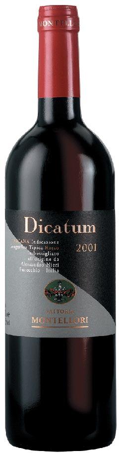 Dicatum - Toscana I.G.T. Montellori 2010