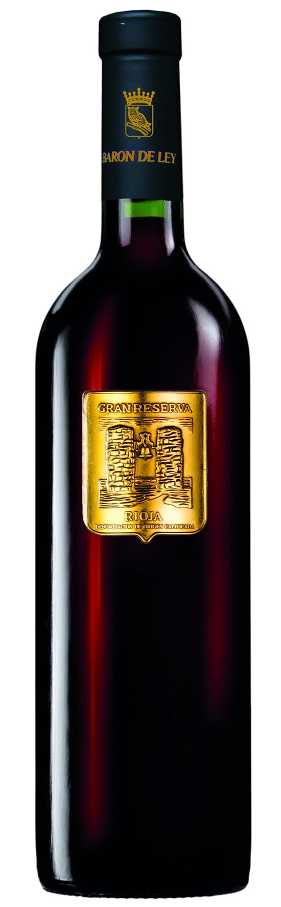2010 Gran Reserva Vina Imas Gold Edition Baron de Ley