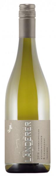 Landerer Oberrotweiler Weissburgunder - Chardonnay Trocken
