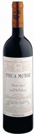 2013 Finca Munoz Barrel aged (Reserva de la Familia) Vino de Tierra de Castilla
