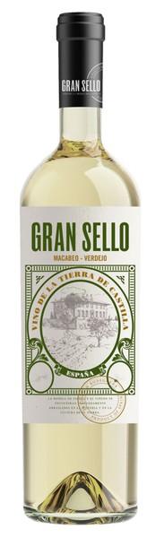 2016 Gran Sello Blanco Verdejo Macabeo Vino de la Tierra de Castilla