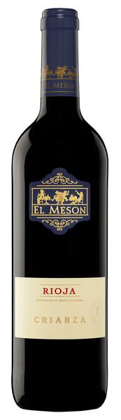 2013 El Meson Crianza Bodegas El Meson DOCa Rioja