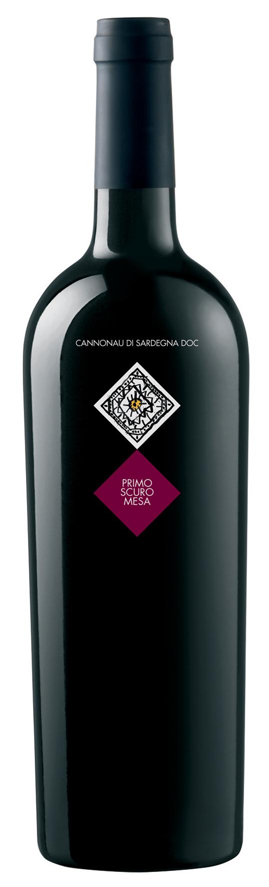 2015 Primo Scuro Cannonau di Sardegna DOC MESA