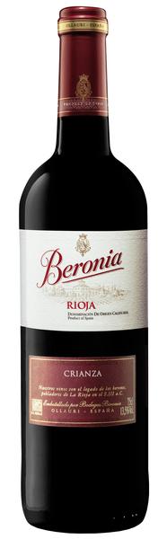 Beronia Crianza 2013 Bodegas Beronia DOCa Rioja