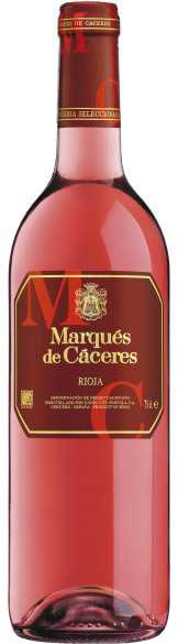 Marques de Caceres Rosado Rioja D.O. 2015