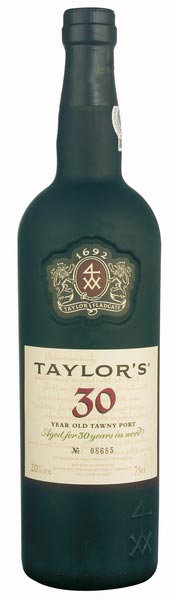 Taylor´s Port 30 Years old Tawny