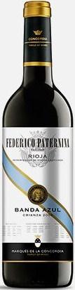 Banda Azul Crianza ,  Federico Paternina Rioja D.O. 2014