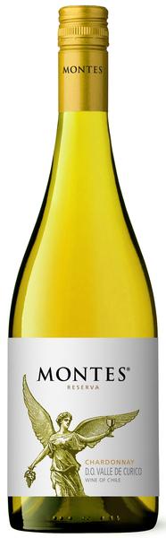 Montes Reserva Chardonnay 2015