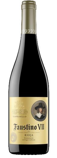 Faustino VII tinto , Rioja D.O.  2014