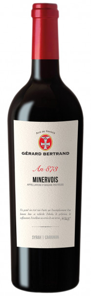 Gérard Bertrand Heritage 873 Minervois (Syrah - Carignan)