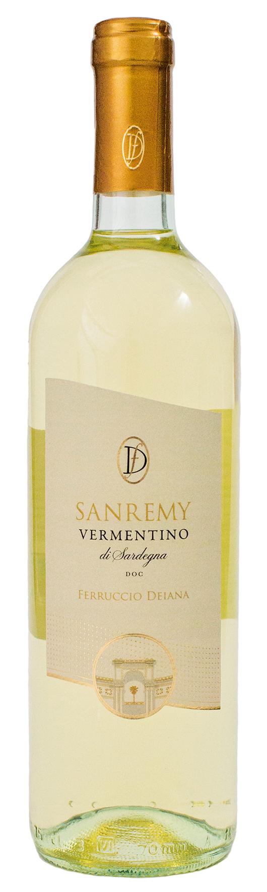 2015 Sanremy Vermentino DOC FERRUCCIO DEIANA