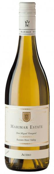 Marimar Estate Acero Chardonnay Don Miguel Vineyard Russian River Valley