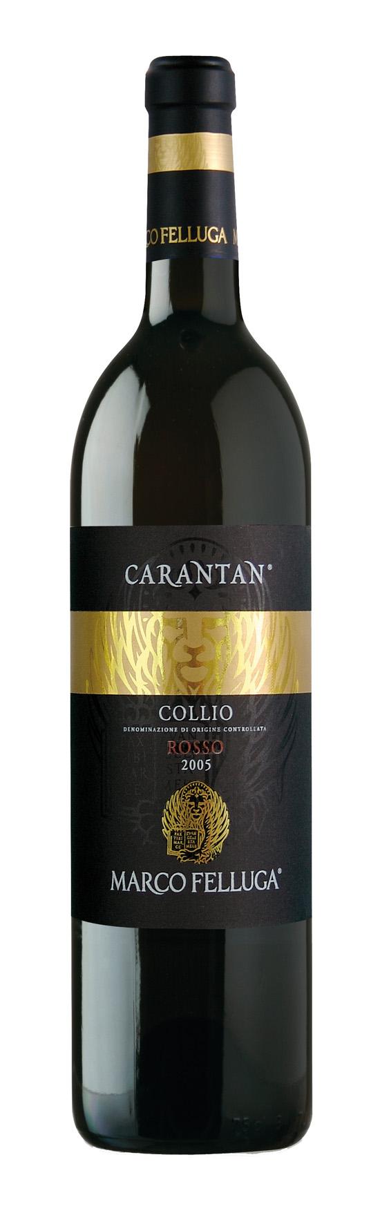 2009 Carantan DOC Collio Rosso MARCO FELLUGA