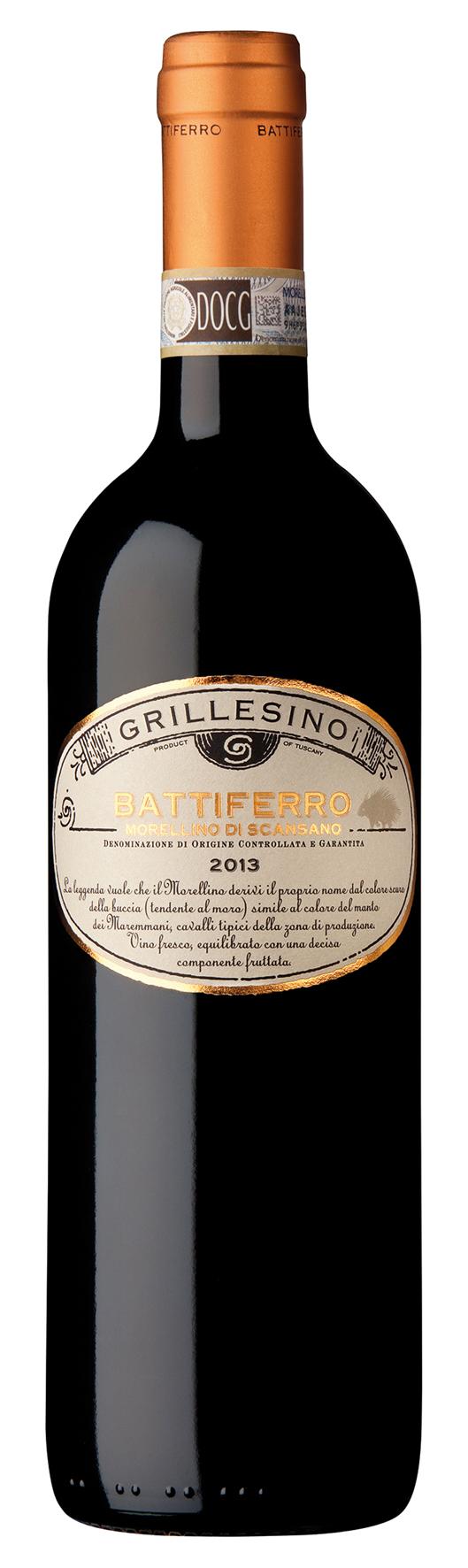 2015 Battiferro Morellino di Scansano DOCG Azienda il Grillesino