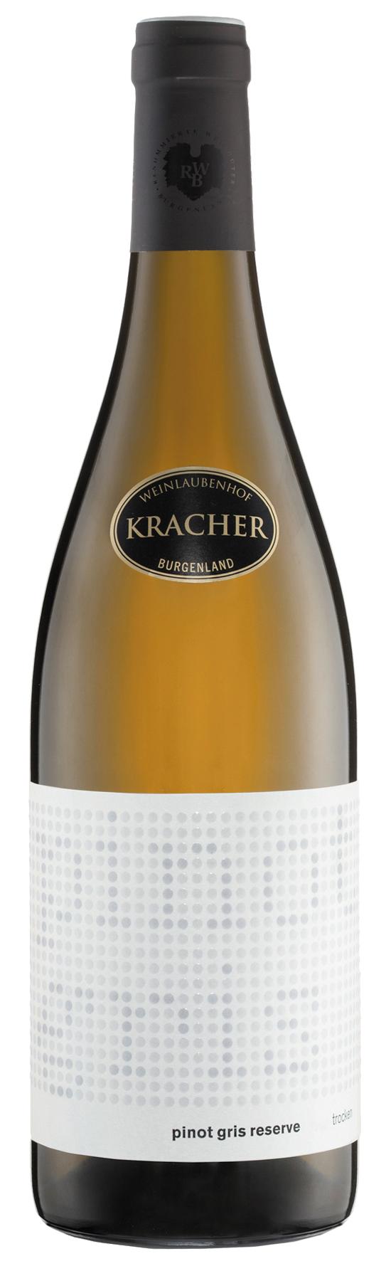 2015 Pinot Gris WEINLAUBENHOF KRACHER BURGENLAND