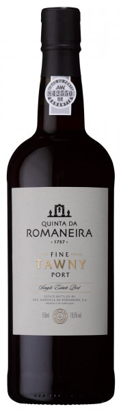 Quinta Da Romaneira Fine Tawny Port