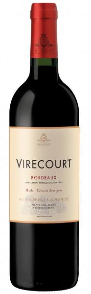 Château De Virecourt Bordeaux Rouge Bordeaux AOC